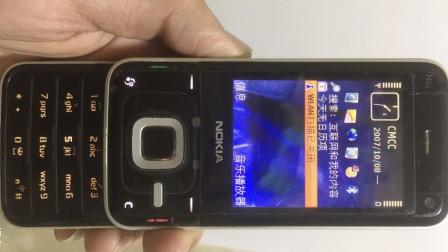 外形独具匠心,并支持N-Gage游戏平台的诺基亚N81,经典回顾!