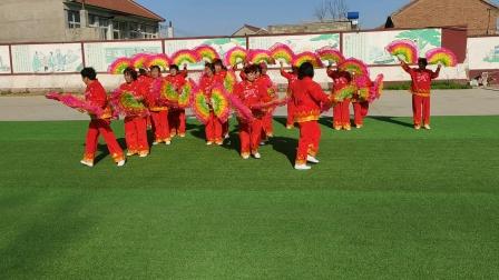 纪各庄舞蹈队《喜乐年华》