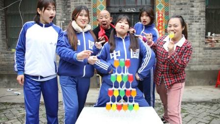 夸田田奖励酒杯果冻,看看小伙伴们是如何花式夸田田的!真逗