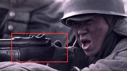 《集结号》的武器考究有多糟?清一色的美式军装,武器还各种乱入