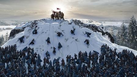 俄罗斯版《斯巴达克300勇士》,17勇士抵抗百万大军!