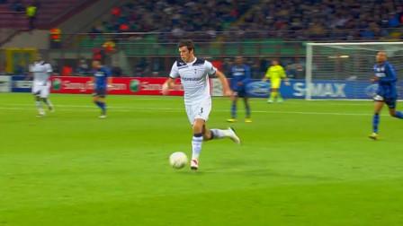 足球不只有进攻和控球,看这些疯狂的防守反击,打得对手没脾气