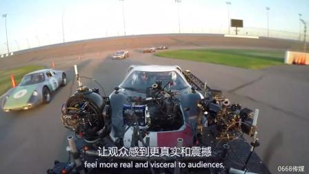 长知识了,经典的电影中汽车画面的拍摄手法