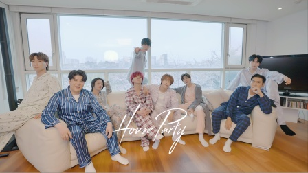 SUPER JUNIOR_House Party_Special Video - House ver.