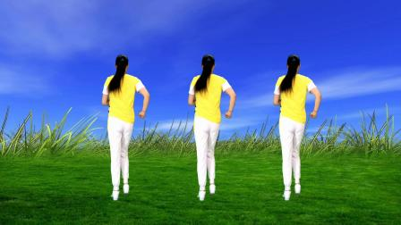 一起来跳健身操,伸伸胳膊扭扭胯,简单健身快乐运动