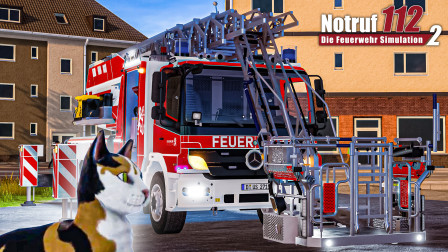 紧急呼叫112-消防模拟2 #4:硬核地救下硬核铲屎官的硬核猫 | Emergency Call 112