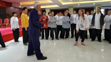 赵幼斌老师在广府,活动.授拳,交流花絮