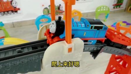 托马斯小火车冒险玩具,儿童小火车玩具