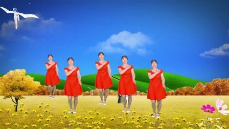 推荐《月亮弯弯在天边》歌曲优美舞蹈动人