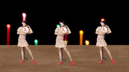 扇子舞《痒》动作简单的一支中老年扇子休闲广场舞