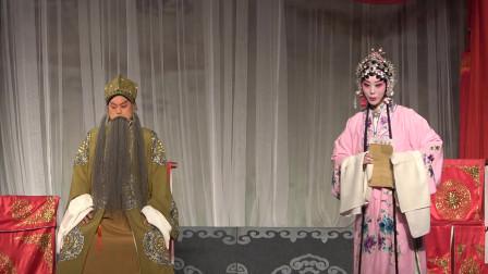 秦腔演出《火焰驹》,美女演员的行当角色演唱声情并茂,好听极了
