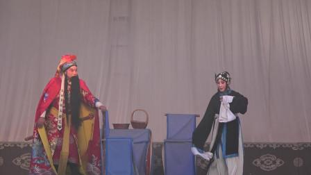 秦腔经典戏《五典坡》,剧团主演演唱配合紧凑,咬字清晰好听极了