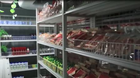 超市、洗衣房一应俱全!央视罕见曝光国产航母山东舰舱内画面