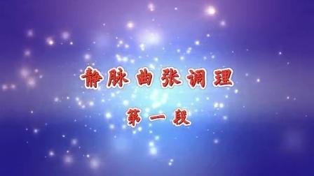 中业匠心蒋军玲老师静脉曲张调理教学第一段