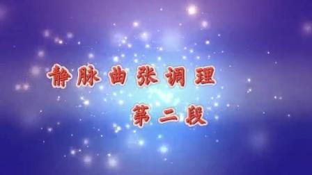 中业匠心蒋军玲老师静脉曲张调理教学第二段