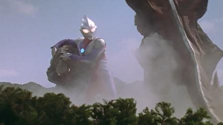地球出现怪兽,众人寻找迪迦,迪迦现身以一敌二怪兽,陷入苦战