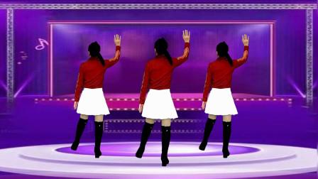 广场舞《最爱的就是你》32步简单易学