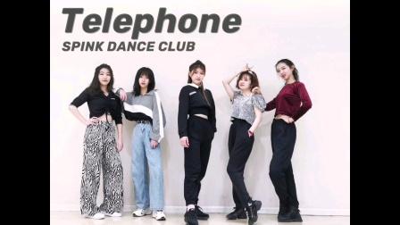 laddygaga&碧昂丝经典合作曲《telephone》卡点大爵士组合~动感好看青岛S.Pink舞蹈室
