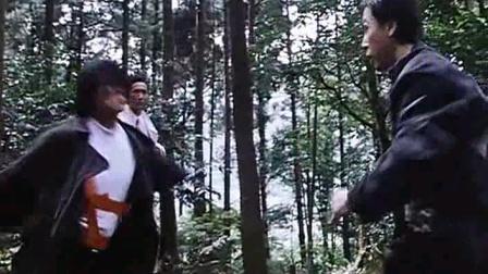 电影《黑色城市》精彩动作片段-甄子丹VS邹兆龙