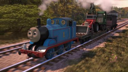 托马斯和朋友一起唱歌 揭秘机器工作原理