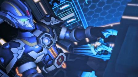 钢铁飞龙:小蓝很绅士啊,和女性对战,不对对方下狠手