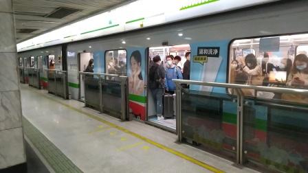 2号线02016东昌路出站