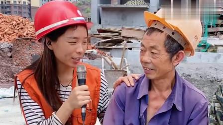 农民工夫妻翻唱《万爱千恩》开口句句深情走心,送给天下儿女