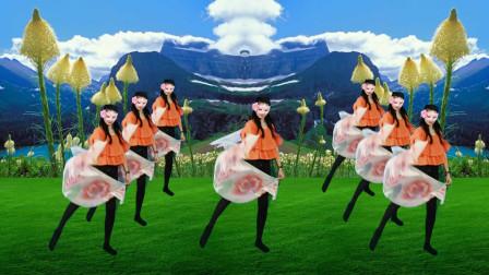 丝巾广场舞《风筝误》