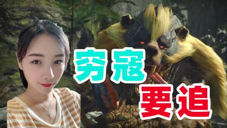 【女流】怪物猎人:穷寇要追啊