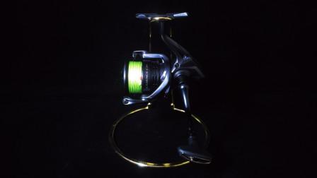 禧玛诺海鲈杀手纺车轮,昵称小黑轮,轻量强悍颜值担当