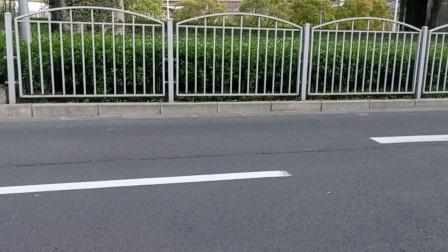 上海公交车浦东62路台儿庄路地铁站-金桥路金杨路2