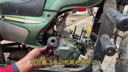 这才是引起三轮摩托车气门经常坏的真正原因?学会后气门再不怕坏