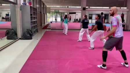 跆拳道竞技,人人均可参与!