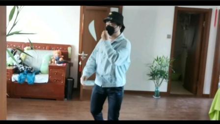 全网最火王嘉尔—XHipHop舞蹈爵士舞教学!慢动作分解!Got7Jackson!抖音快手神曲!