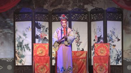 秦腔演出《清风亭》,帅小伙的舞台表演功底扎实,唱得声情并茂