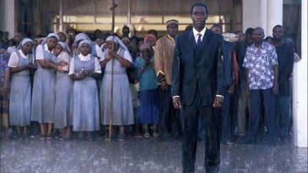 真实历史事件改编,在非洲曾有100万人在三个月内被屠杀