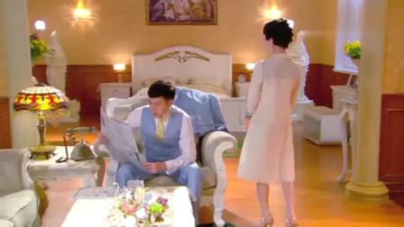 烽火佳人:美女回到房间,指责老公是冷血动物,不料老公做出这一举动