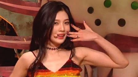 大势女团Red Velvet 心动热歌live现场