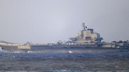 多艘主力战舰集结台海!2分钟解析辽宁舰远洋航母编队超强实力