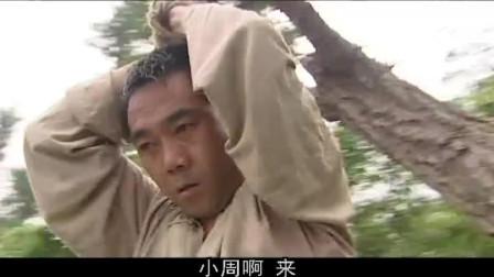 杨光拍戏被吊在树上,导演让条子演哭戏,条子看见就笑场