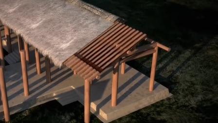 三千年前先进的排水设施,建筑风格影响后世紫禁城 东方帝王谷 20210413