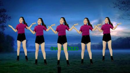 精选广场舞《半生》歌词走心,舞蹈热情,简单又好看!