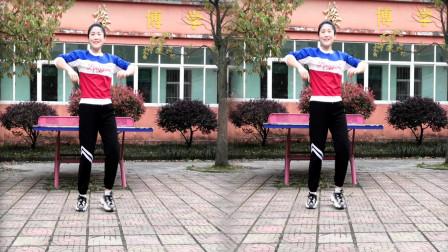 精选广场舞《不再犹豫》这个春季最火爆的广场舞,你学会了吗?