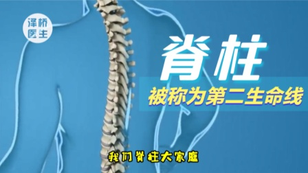 脊柱的忠告:别委屈了脊柱,腰椎间盘突出会找上你!