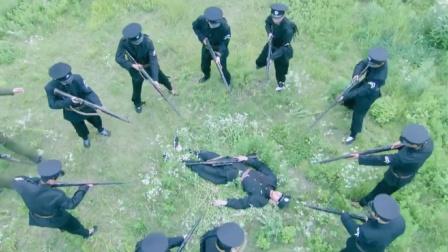冷枪手:小伙给大部队争取时间,竟然牺牲自己拖延国军,太英勇了