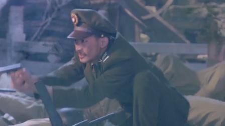 冷枪手:国军抓捕八路,不料竟落入陷阱,下秒被炸昏了头