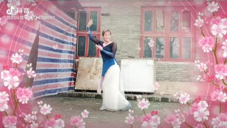 水头镇西下晁广场舞《花前月下》