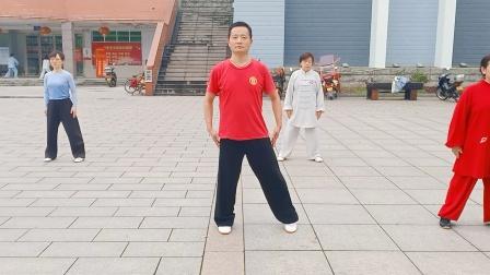 吴波太太极