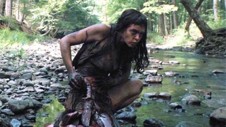 女孩被狼养大,长大后被猎人抓走驯化当小妾!惊悚电影
