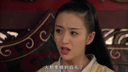 《母仪天下》赵飞燕为了争宠,假装怀孕企图瞒天过海